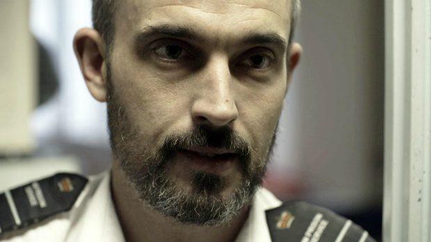 Prison officer John Matthews